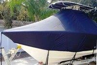 TTopCovers™ Pioneer, Bulls Bay 230CC, 20xx, T-Top Boat Cover, port front