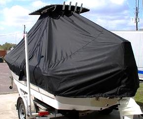 Polar, 1900, 20xx, TTopCovers™ T-Top boat cover Port Rear