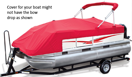 pontoon cover factory oem d for tracker sun tracker party barge 24