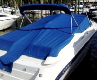 Regal, Ventura, 8.3SE, 1996, Bimini Top in Boot, Cockpit Cover, stbd rear