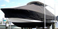 T-Top-Boat-Cover-Extended-Skirts™Extended length side skirts for TTopCover(tm) T-Top Boat Cover (both sides)