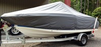 LaPortes™ Robalo, 200CC, 20xx, Boat Cover LCC, port front