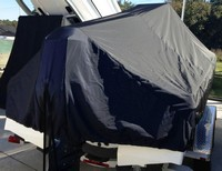 LaPortes™ Robalo, 206 Cayman, 20xx, Boat Cover LCC, rear