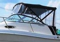 Robalo® 225WA Bimini-Top-Mounting-Hardware-OEM-T1™ Factory Bimini Top MOUNTING HARDWARE (no frame or canvas), OEM (Original Equipment Manufacturer)