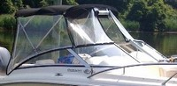 Scout, 222 Dorado, 2006, Bimini Top, Front Visor, Side Curtains, Aft Curtain, Bow Cover, stbd front