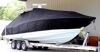 TTopCovers™ Scout, 345 Sportfish, 20xx, T-Top Boat Cover, stbd front