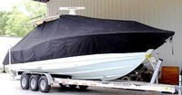 TTopCover™ Scout, 345 XSF, 20xx, T-Top Boat Cover, stbd front