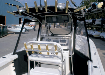 T-top curtains   recommendations - The Hull Truth - Boating