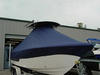 Sea Fox 236CC, TTopCovers™ T-Top boat cover 456 Front 100x75