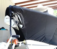 Photo of Sea Hunt® Gamefish-26 20xx T-Top Boat-Cover-Bow Anchor Roller