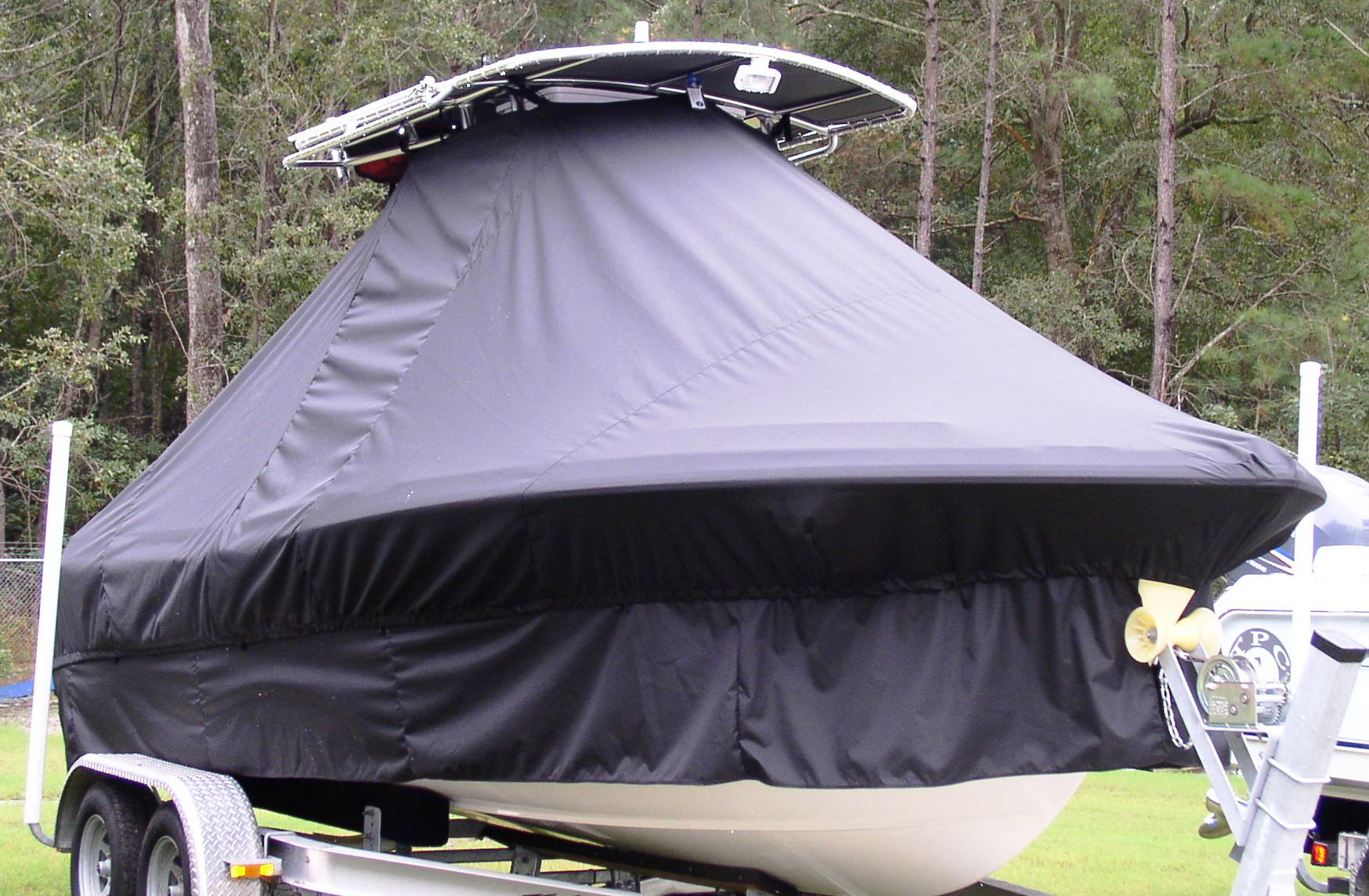 What Boat Covers Are Best For T Top Boats The Hull