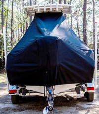 Photo of Sea Hunt® Ultra-234 20xx T-Top Boat-Cover, Rear
