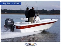 Photo of Sea Hunt® XP19, 2010: Brochure Page