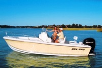 Photo of Sea-Pro® 186cc, 2006: (Factory OEM website photo)