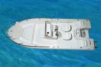Photo of Sea-Pro® 196cc, 2006: (Factory OEM website photo) Top