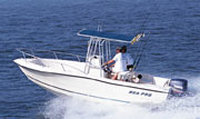 Photo of Sea-Pro® 210CC, 2001: (Factory OEM website photo) 180x107