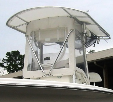 Looks Like You Have The Factory Oem Emc T Top Here Is Your Canvas Rnr Marine Seapro Shtml Mfgr Model 220cc Seapro220cc