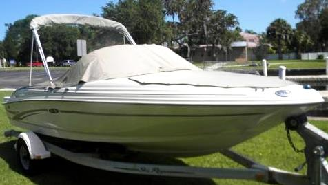 Bow Cover (Factory OEM) for Sea Ray® 176 Bowrider (2002-2003