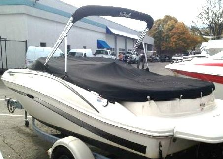 Bow Cover (Factory OEM) for Sea Ray® 185 Sport (2006-2012