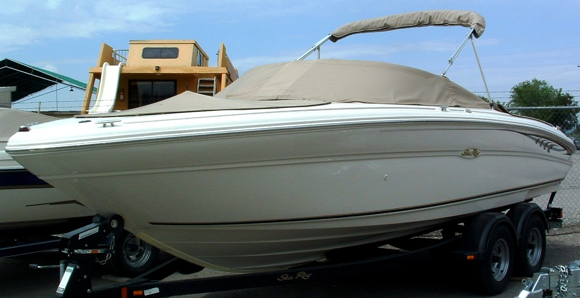 Bimini Boot (Factory OEM) for Sea Ray® 210 Bowrider (1997-2002) from