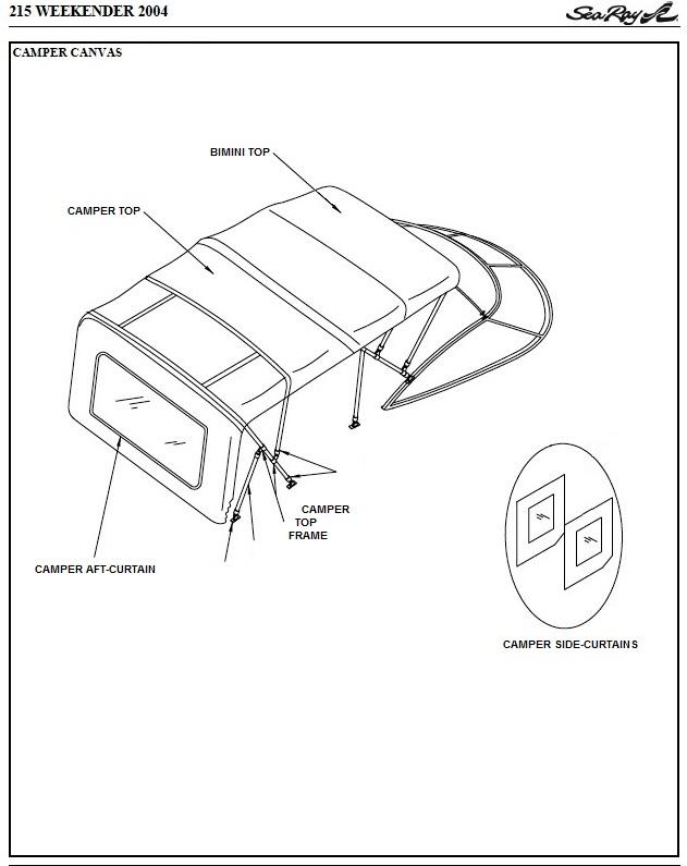 Sea Ray 215 Wiring Diagram