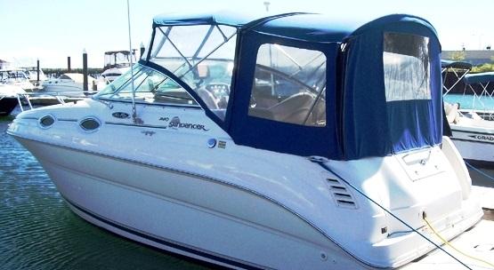 Camper Top Frame (Factory OEM) for Sea Ray® 240 Sundancer