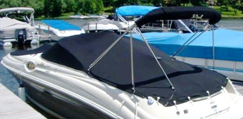 Bow Cover (Factory OEM) for Sea Ray® 240 Sundeck (2007