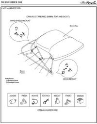 sea ray boat parts manual
