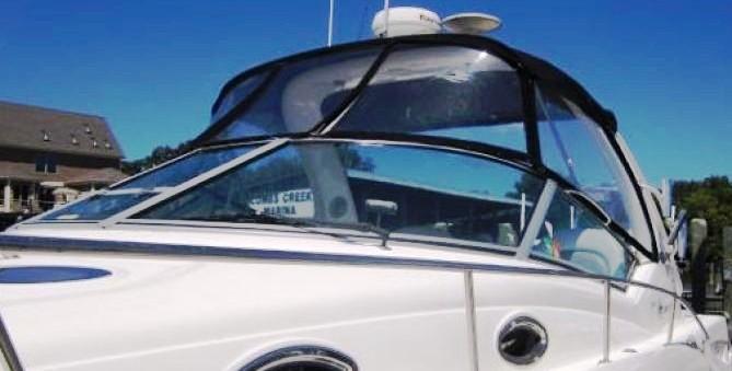 Bimini Top Canvas Zippered (Factory OEM) for Sea Ray® 340