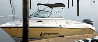 SeaSwirl, Striper 2101WA, 2008, Bimini Top, website photo, port front