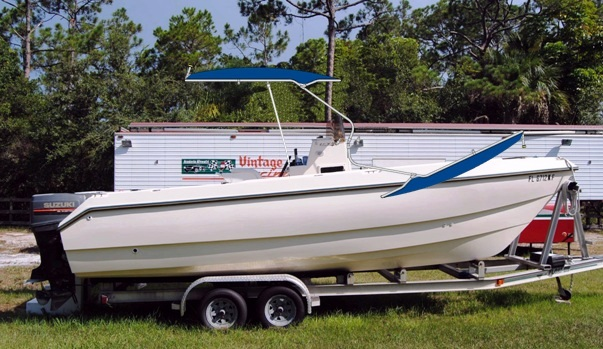 Seacat SL1, 1997 (21ft6in), Montauk-T-Topless™ TT MF05 minus19
