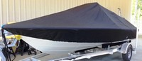 LaPortes™ Sportsman, Tournament 214, 20xx, Boat Cover LCC, port front