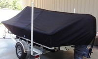 LaPortes™ Sportsman, Tournament 214, 20xx, Boat Cover LCC, port rear