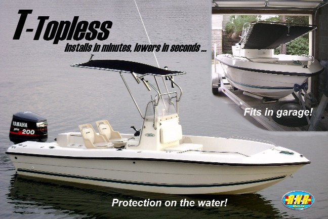 T Topless 1q08 PostCard Web ranger� boats factory original (oem) canvas & covers, t topless  at mr168.co