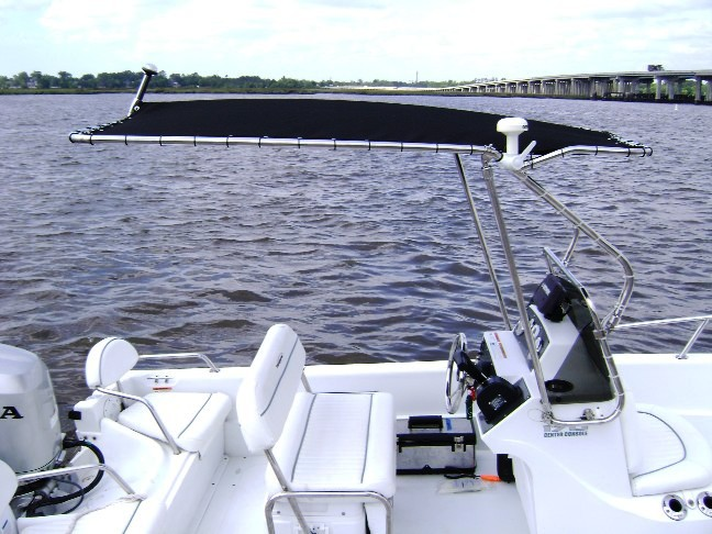 Triumph 170CC, 2007, T-Topless™, starboard side