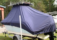 TTopCovers™ Trophy, 1903 CC, 20xx, T-Top Boat Cover, port rear