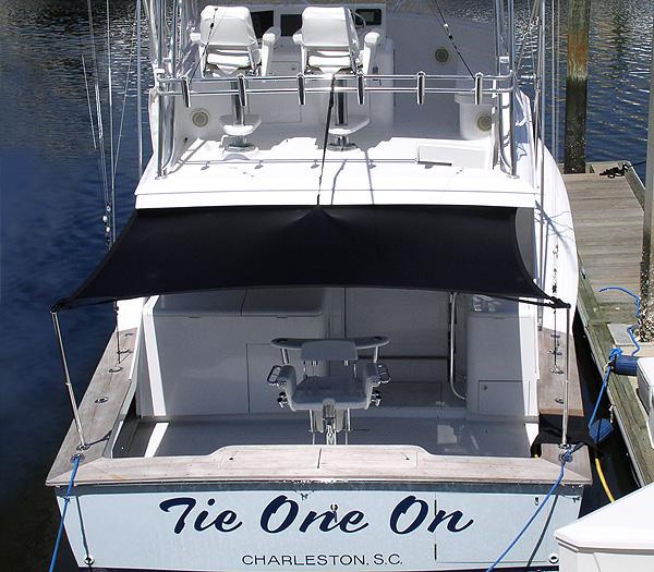 Boat Shade Kit Custom From Rnr Marine Com
