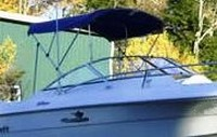 Wellcraft, Sportsman 210, 2003, Bimini Top, stbd front