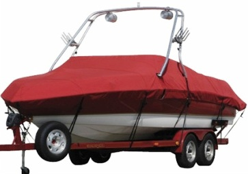 NEW BOAT COVER REINELL//BEACHCRAFT 192 SUNCHASER 1988-1997