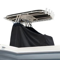 T-Top-Console-Cover-Westland-Small™Westland(r) p/n 5074TTCA Small (48-inch Wide(W) x 57-inch Deep(D) x 67-inch High(H), 210-inch Maximum Base Perimeter) Universal (non-OEM) Center Console Cover for Boat With T-Top, Sunbrella(r) fabric