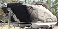 TTopCover™ World Cat, 320 DC, 20xx, T-Top Boat Cover, port front