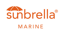 RNR-Marine™ utilizes Sunbrella® fabric on Sea Boss boats' OEM canvas
