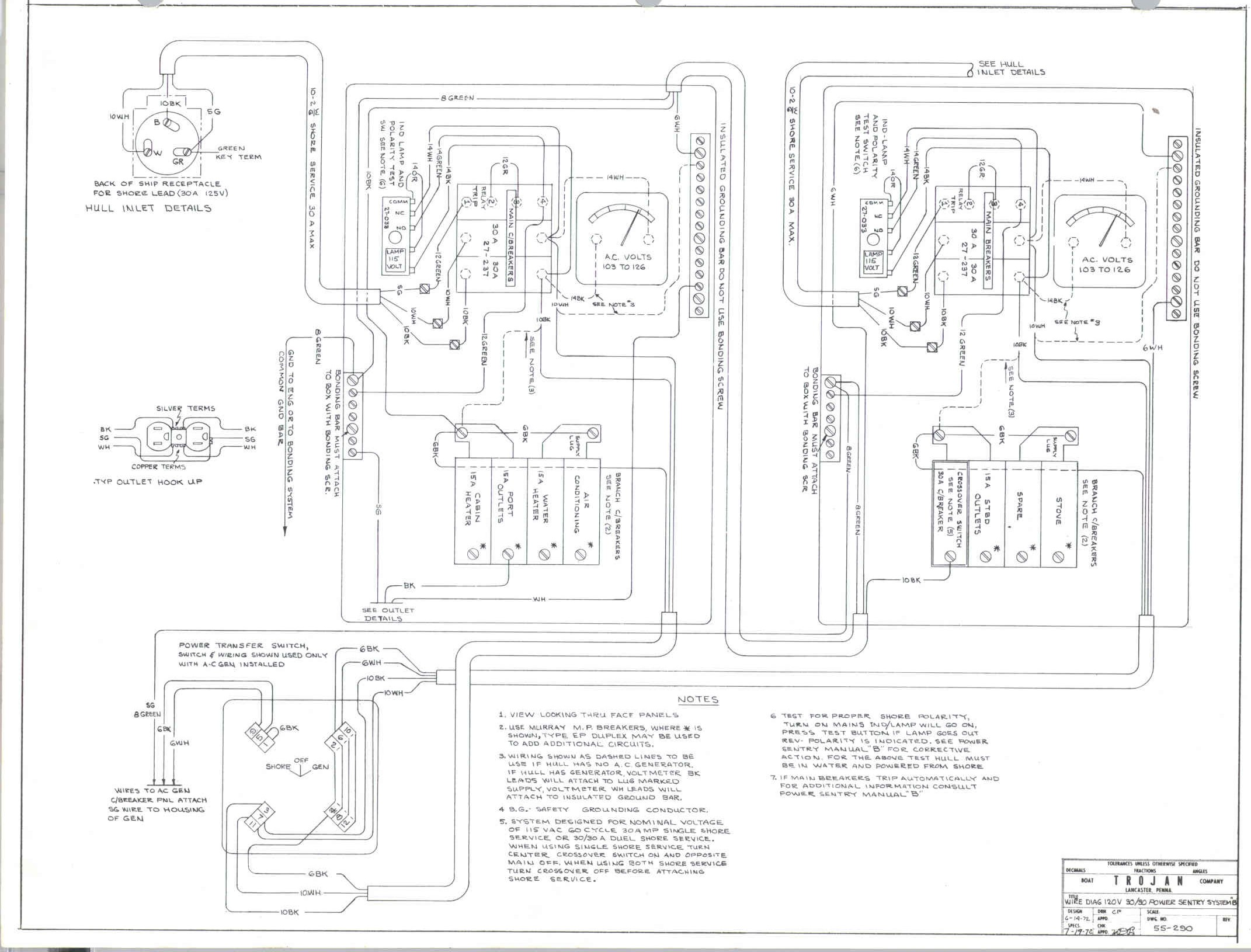 original f 32 schematics and wiring diagrams trojan boat forum schematic wiring harness for boats www rnr marine com trojan trojan 2jul19 jpg